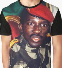 THOMAS SANKARA-AFRIKANISCH 2 Grafik T-Shirt
