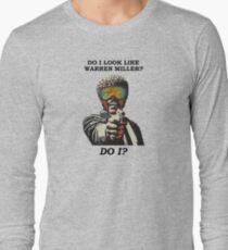 Samuel Jackson - Do I Look Like Warren Miller? T-Shirt