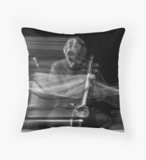 Kayhan Kalhor Throw Pillow