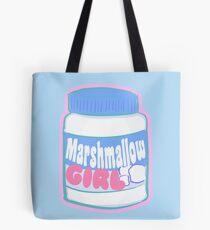 Marshmallow Girl - Creme ver. Tote Bag