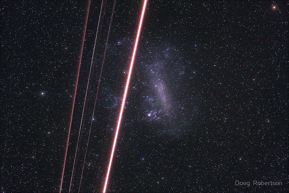 """Russian """"Space Junk"""" - Caught In The Act   (Doug Robertson) by Doug  Robertson"""