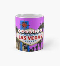 Amnesia Las Vegas Mug