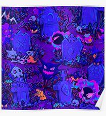 Grave Rave Poster