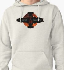 I aim to misbehave Pullover Hoodie
