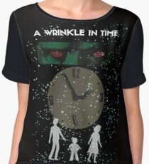 A Wrinkle in Time Chiffon Top