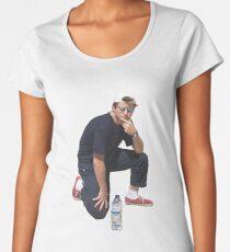 Mac Demarco Water Squat Women's Premium T-Shirt