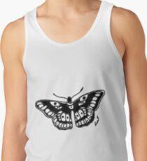 Butterfly Tattoo Tank Top