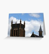Church Goulburn Greeting Card