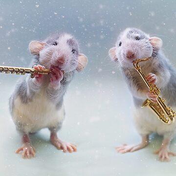 Wintertime... by Ellen