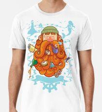 Matrose Männer Premium T-Shirts