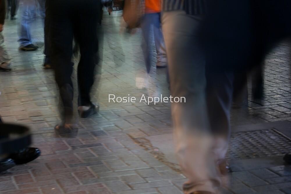 Late night hustle by Rosie Appleton