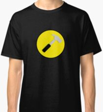 Captain Hammer  Hammer  Dr Doctor  Horrible Design  Super Hero  T-Shirt Sweater Hoodie Iphone Samsung Phone Case Coffee Mug Tablet Case Gift Classic T-Shirt