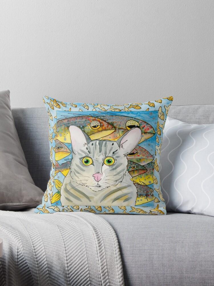Corny's Cat by wildalive