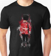 Watercolor Design, London, Royal Guard T-Shirt