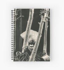 Oyster Boy - Tim Burton Spiral Notebook