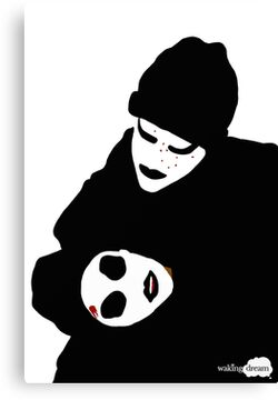 Dead Presidents Canvas Print