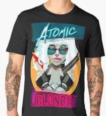 atomic blonde Men's Premium T-Shirt