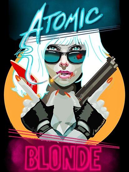 atomare blonde von HuskysBark