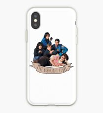 the breakfast club banner iPhone Case