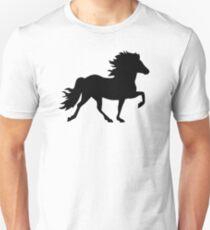 Islandpferd Slim Fit T-Shirt