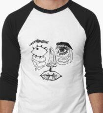 @ r t Men's Baseball ¾ T-Shirt