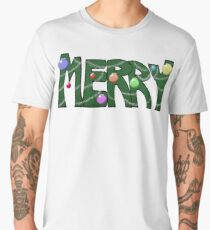 Merry Men's Premium T-Shirt