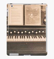 Antique Pianolo iPad Case/Skin