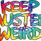 keep (jane) austen weird by andilynnf