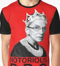 notorious rbg Graphic T-Shirt