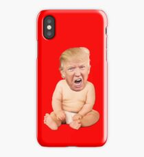 Toddler in Chief  iPhone Case/Skin