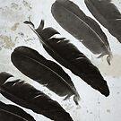 Raven Totem by LaRoach