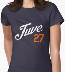 TUVE Women's Fitted T-Shirt