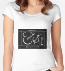 Email $10 Women's Fitted Scoop T-Shirt
