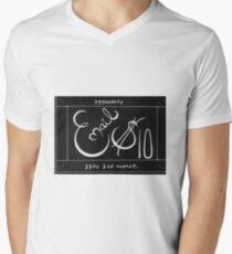 Email $10 Men's V-Neck T-Shirt