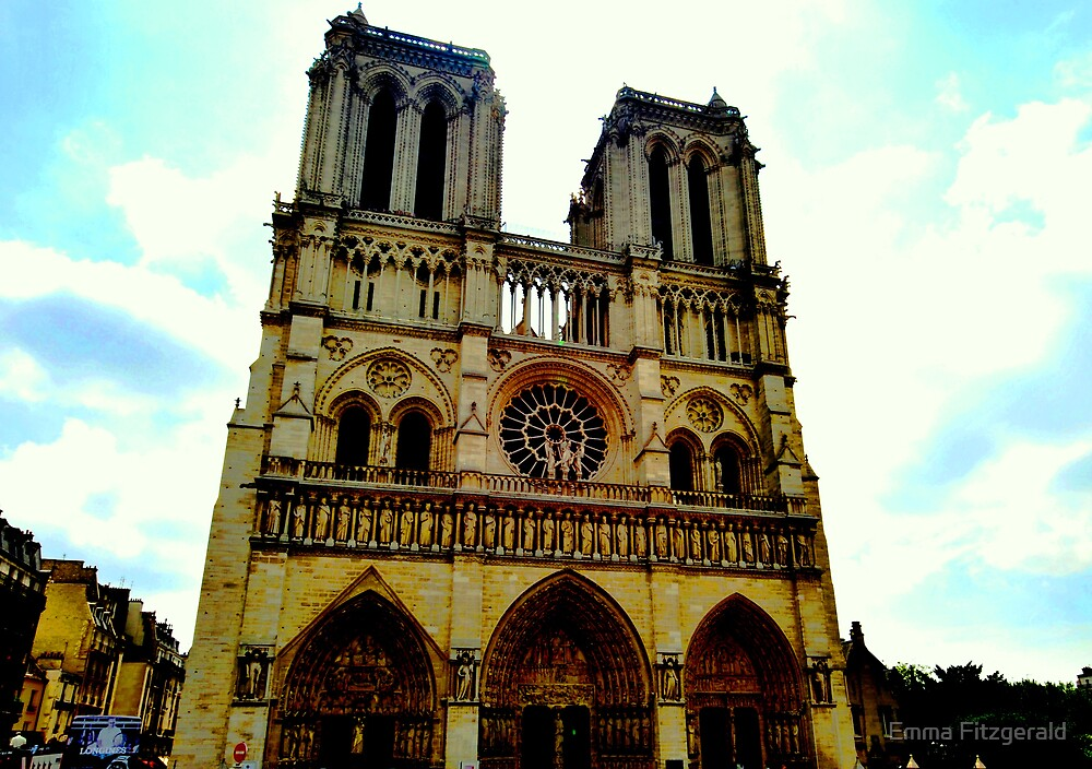 Notre Dame by Emma Fitzgerald