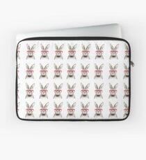 quirky bunny Laptoptasche