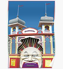 Fremantle Dockers Poster