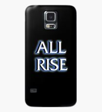 Law and Order x All Rise Case/Skin for Samsung Galaxy