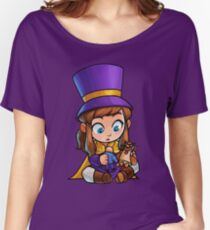 A hat in time - Playing with toys! Women's Relaxed Fit T-Shirt