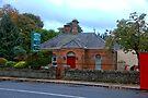 Murphy's Service Station, Kells, Ireland by Allen Lucas