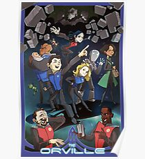 The ORVILLE! Poster