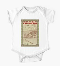 AMAROO PARK : Vintage 1996 Historic Auto Racing Print Kids Clothes