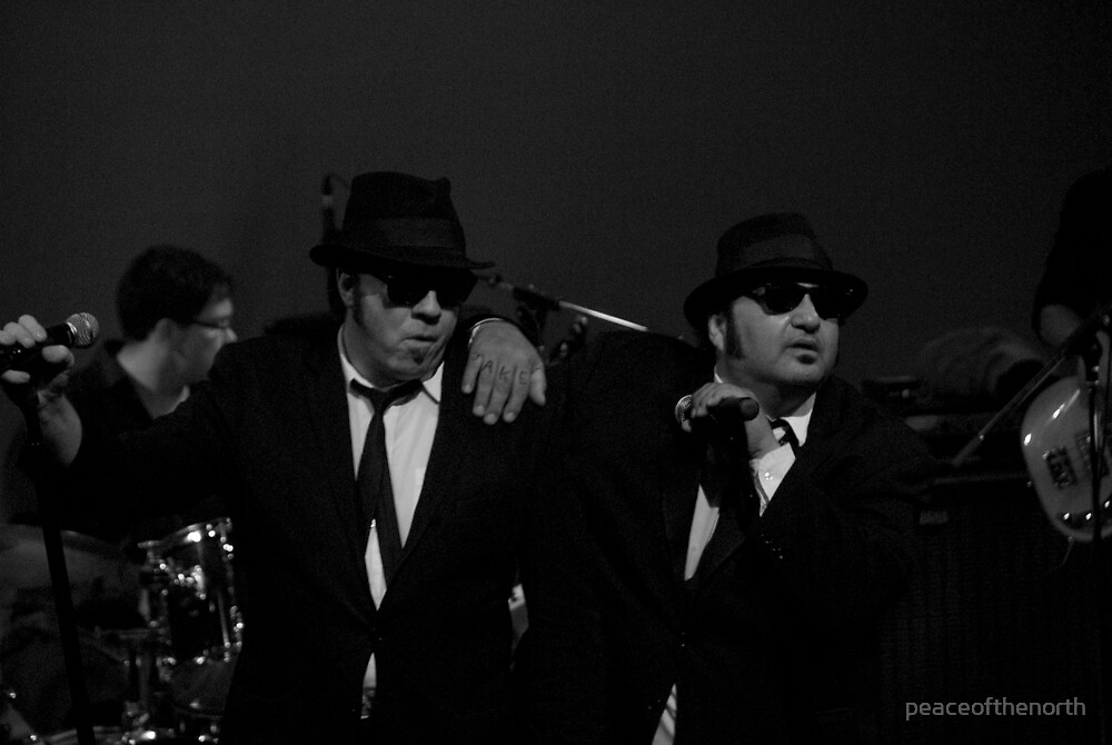 Blues Brothers Revival by peaceofthenorth