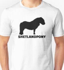 Shetland Pony Unisex T-Shirt