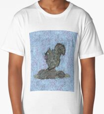 Squirrel by Kaylee Yoffe Long T-Shirt