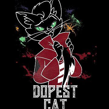 Dopest Cat by BronyByHazel