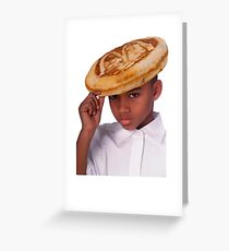 McGriddle Hat Greeting Card