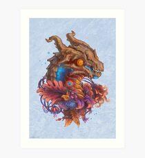 The Siaetu Art Print