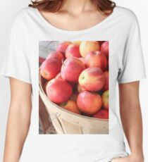 An apple a day Relaxed Fit T-Shirt