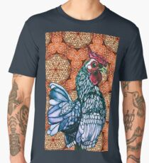 The Funky Chicken. Men's Premium T-Shirt